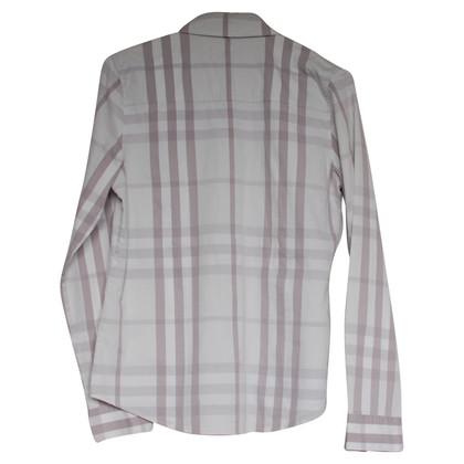 Burberry Camicia scozzese Burberry