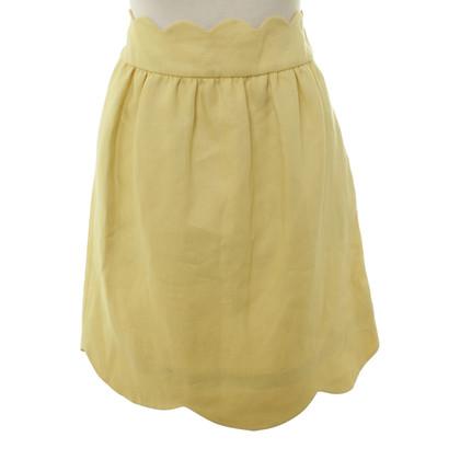 Chloé Rock in citroen geel