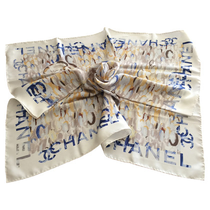 Chanel Zijde foulard