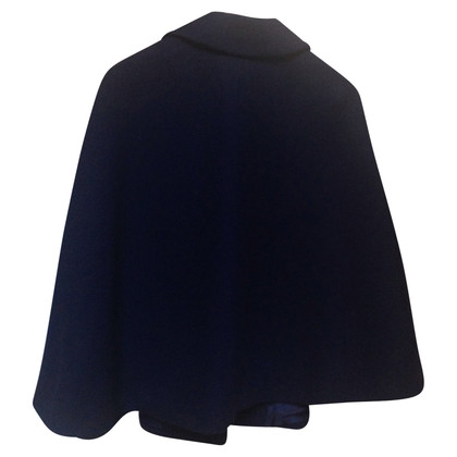 Juicy Couture wool cape