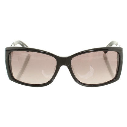 Jil Sander Sunglasses in black