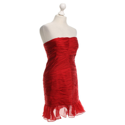 Halston Heritage Cocktail dress made of silk