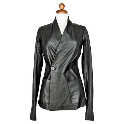 Giorgio Brato Blazer leather