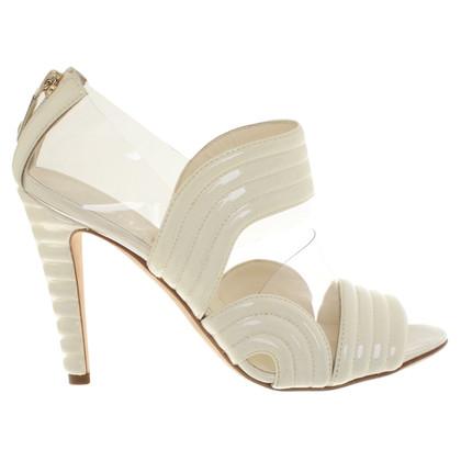 Chanel Stiletti in crema