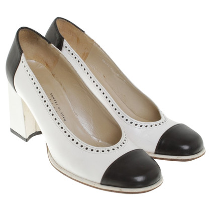 Altre marche Charles Jourdan - pelle pumps