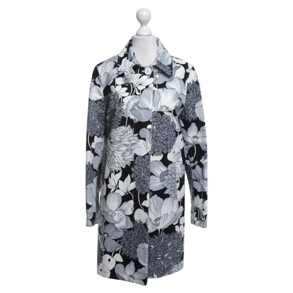Burberry Cotton coat with pattern
