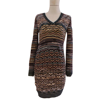 Missoni Missoni wool multicoloured dress