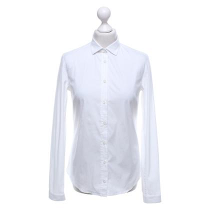 Prada Bluse in Weiß