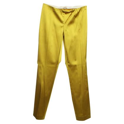 Andere merken Paros broek in het geel