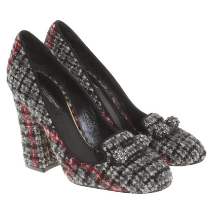 Dolce & Gabbana pumps with application