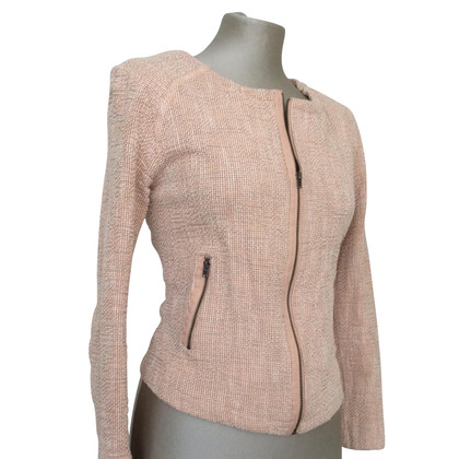 Humanoid Short blazer with zipper
