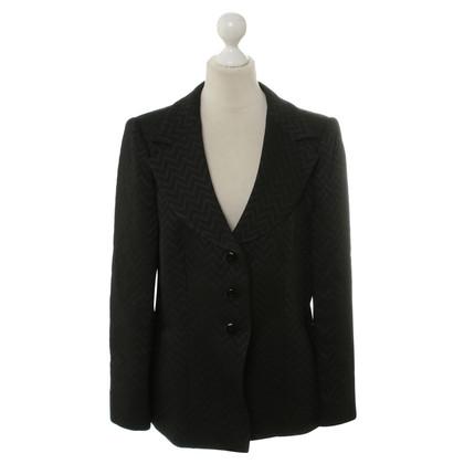Armani Collezioni Blazer in nero