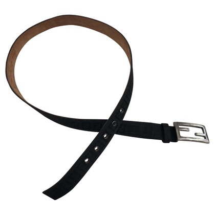 Fendi Belt with logo clasp