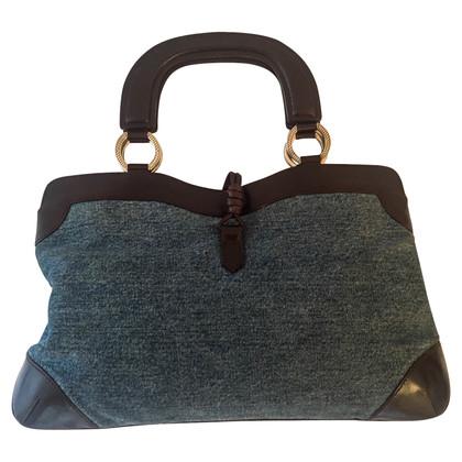 Valentino Handtasche aus Denim