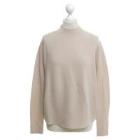 Drykorn Schurwoll-Pullover in Beige