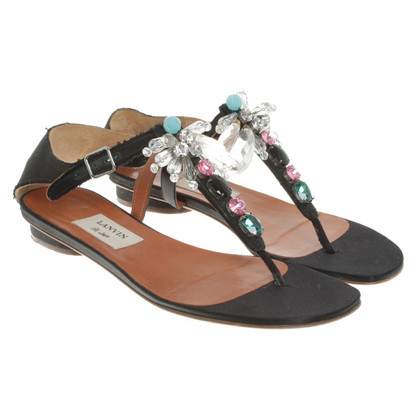 Lanvin Sandals with gemstones