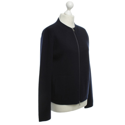 Bogner Strickjacke in Dunkelblau