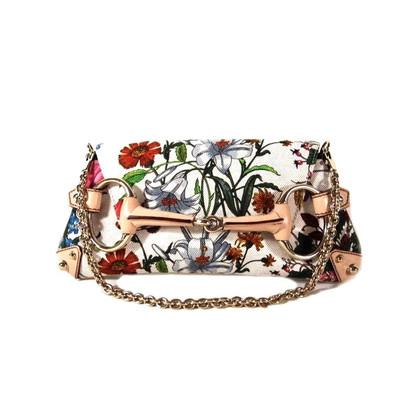 Gucci Floral Pochette