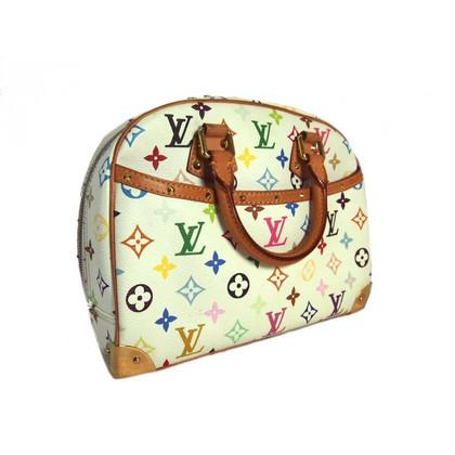 Louis Vuitton Trouville wit Multicolor
