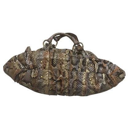 Other Designer Le Silla python bag