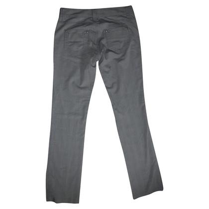Armani Pantaloni con motivo scozzese