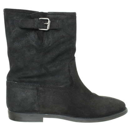 J. Crew Boots suede