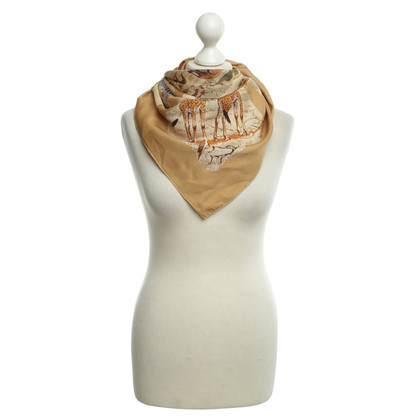 Hermès silk carré scarf ,, Tanzanie ''