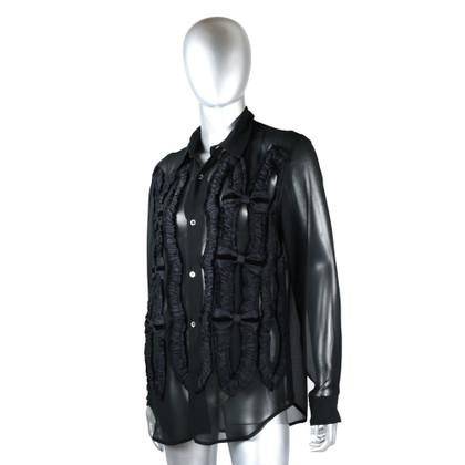 Comme des Garçons Overhemd blouse