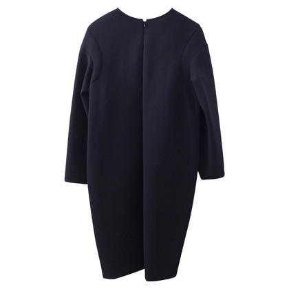 Jil Sander Egg-Shape-Kleid in Dunkelbau