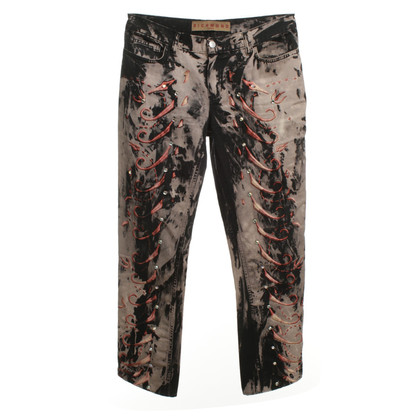 Richmond Hose im Batik-Stil