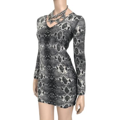 Patrizia Pepe Mini-jurk met patroon