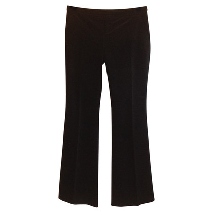 Gucci trousers made of velvet