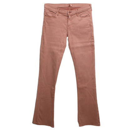 Mother Jeans in brown
