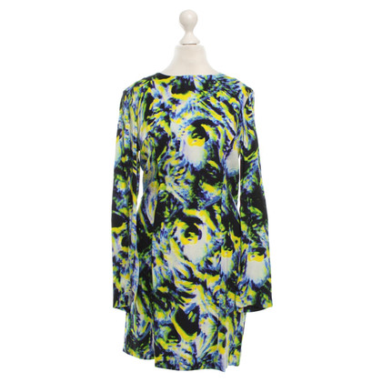 Lala Berlin Dress with colorful pattern
