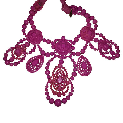 Lanvin for H&M Kette in Rosa