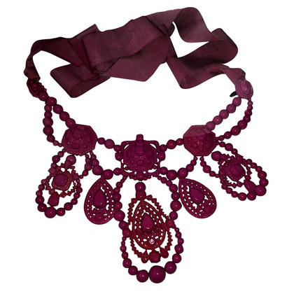 Lanvin for H&M Necklace in pink