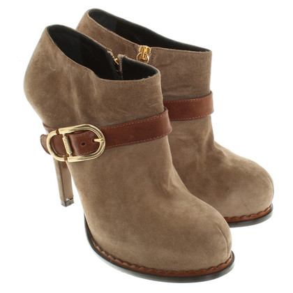 Pinko Ankle boots from suede