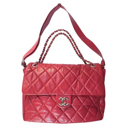 Chanel Timeless maxi xxl caviar rosa