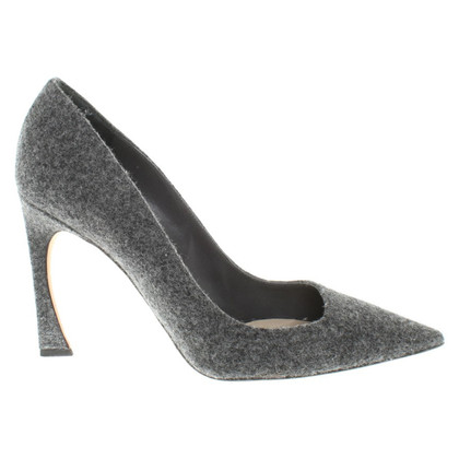 Christian Dior pumps in grigio
