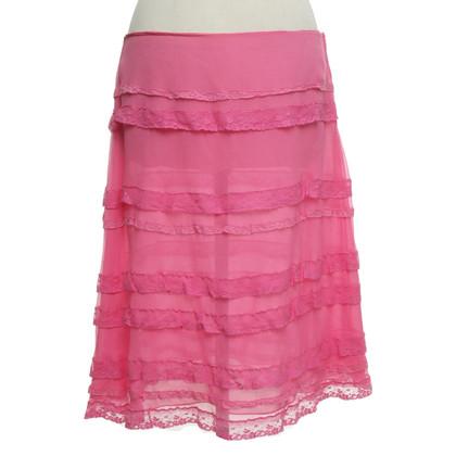 Blumarine skirt in pink