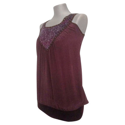 Patrizia Pepe Top with sequins