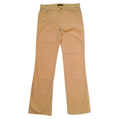 Roberto Cavalli Roberto Cavalli trousers sand jeans