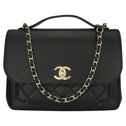"""Chanel """"Business Affinity Top Handle Bag"""""""