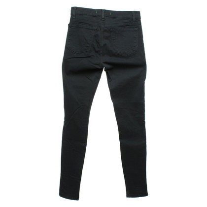 J Brand trousers in dark green