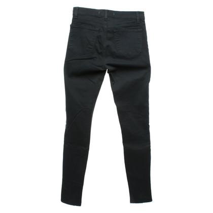 J Brand Pantaloni in verde scuro