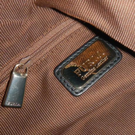 Furla Ledertasche Braun Rabatt 100% Garantiert N9AdRxI