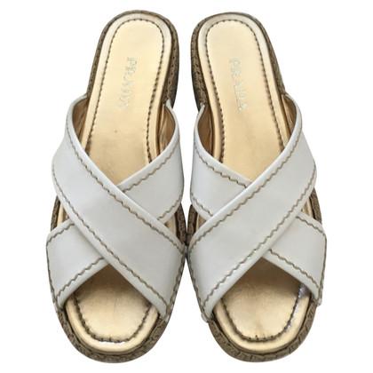 Prada slipper