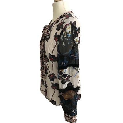 Dorothee Schumacher camicetta di seta colorata