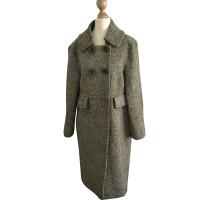 Schumacher Coat in khaki