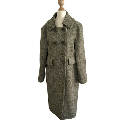 Schumacher Coat in khaki